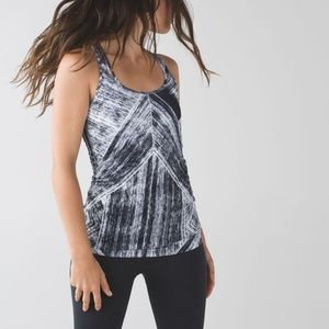 Lululemon Cool Racerback Tank In Heatwave